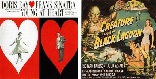 Populäraste skivan och en av de mest sedda filmerna 1954