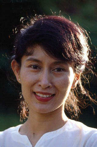 """""""Human beings the world over need freedom and security that they may be able to realize their full potential"""" (Aung San Suu Kyi)"""