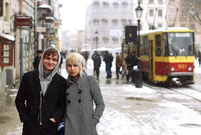 Som de flesta andra vill ukrainare bara leva och älska